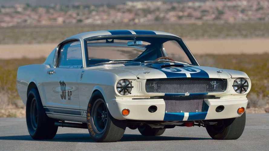 Voici la Ford Mustang la plus chère vendue à 3,85 millions de dollars