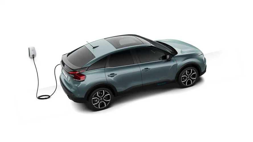 2020 Citroën C4 ve ë-C4