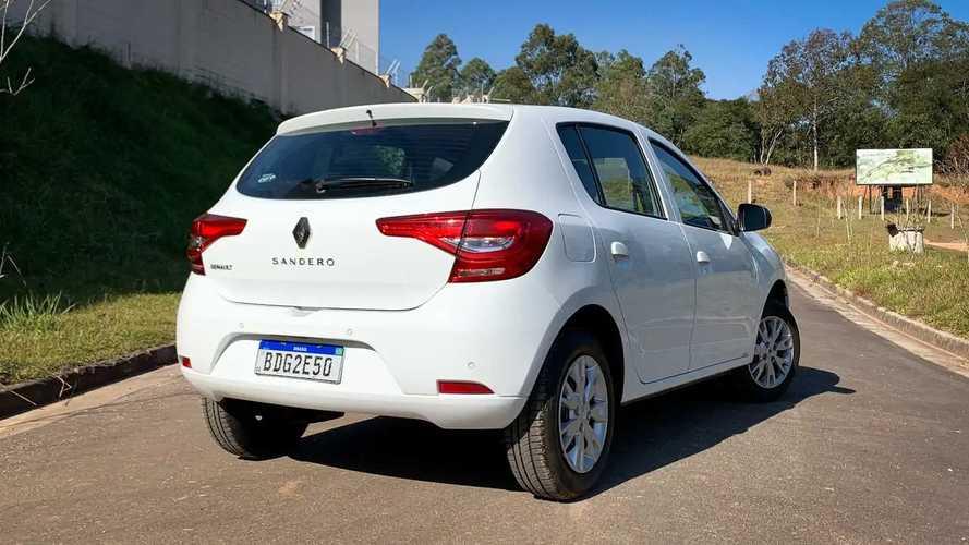 Teste: Renault Sandero Zen 1.0 2020