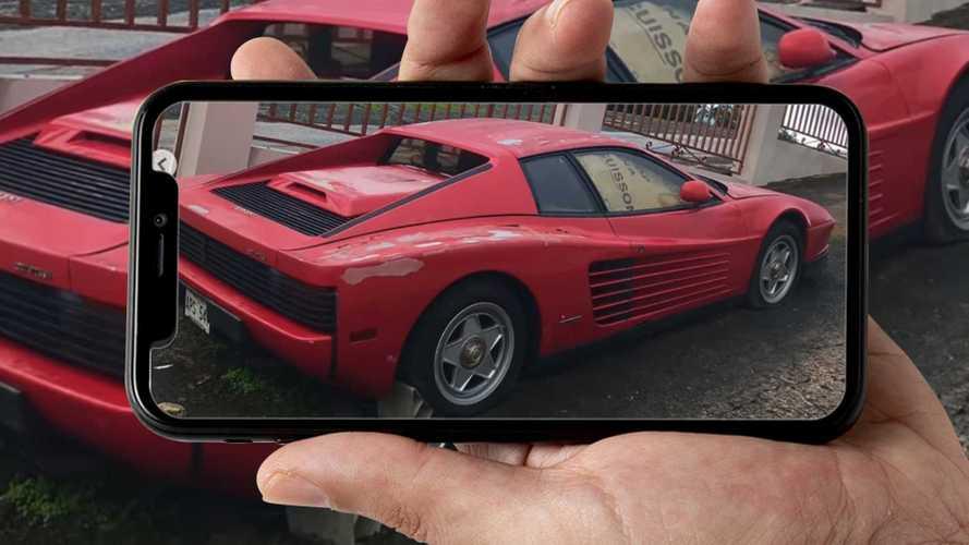 Una Ferrari Testarossa abbandonata in Porto Rico, chi la salverà?