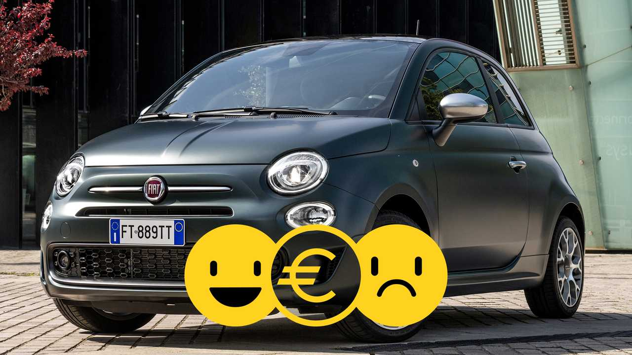 Fiat 500 per Promo generica FCA luglio 2020