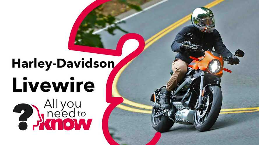 Harley-Davidson Livewire: Everything You Need To Know