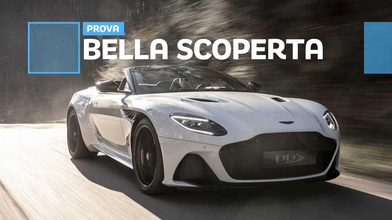 Prova Aston DBS Superleggera Volante 2