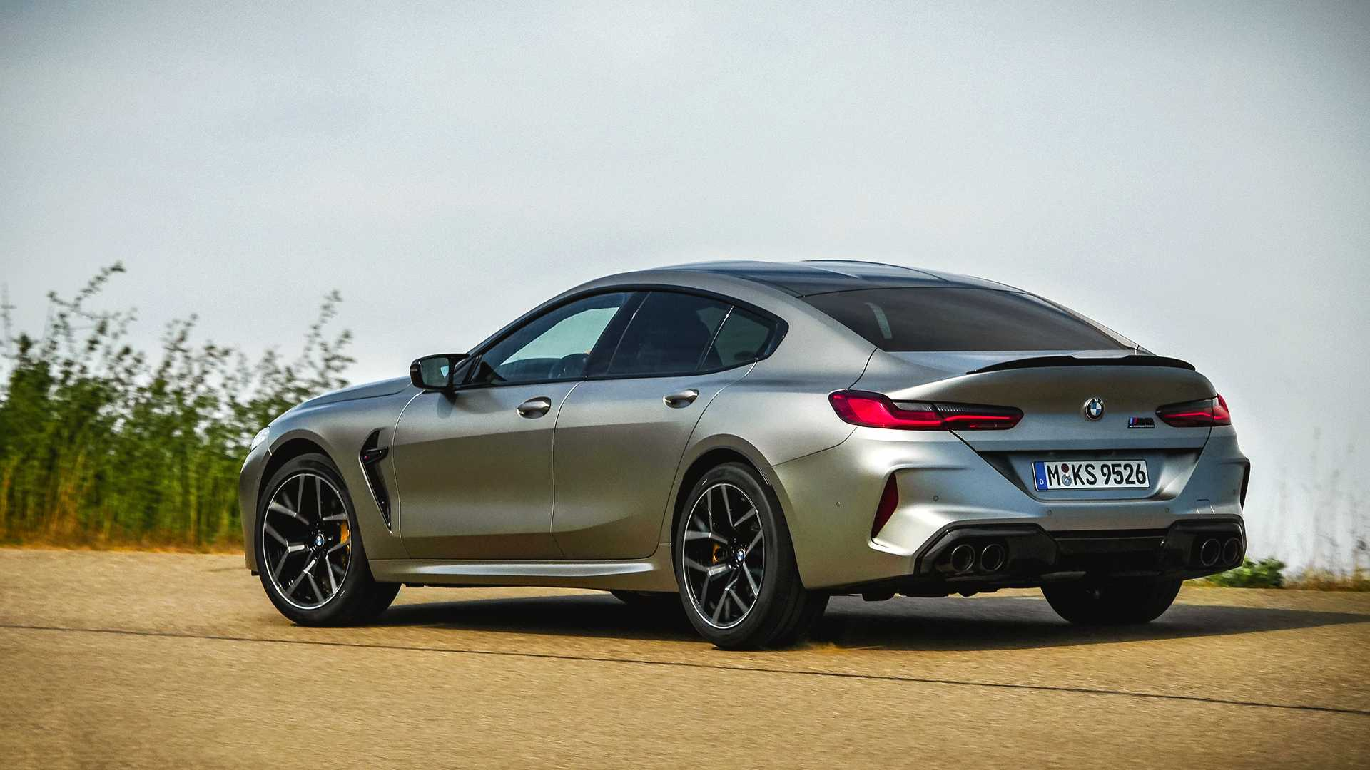 2020 BMW M8 Redesign and Concept