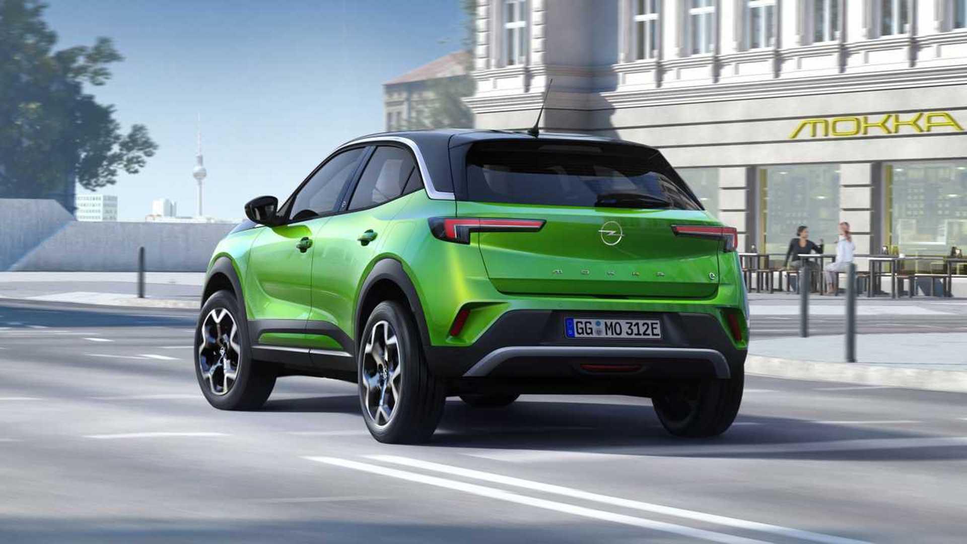 Este E O Novo Opel Mokka E Um Suv Eletrico Com Autonomia De 322 Km