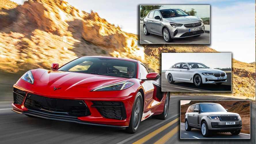 De Corsa a Corvette: los 10 nombres de coches más duraderos