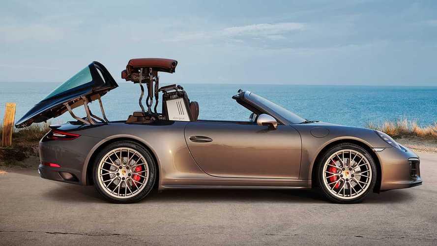Porsche 911 Targa, 55 anni di storia dalla 901 alla 992