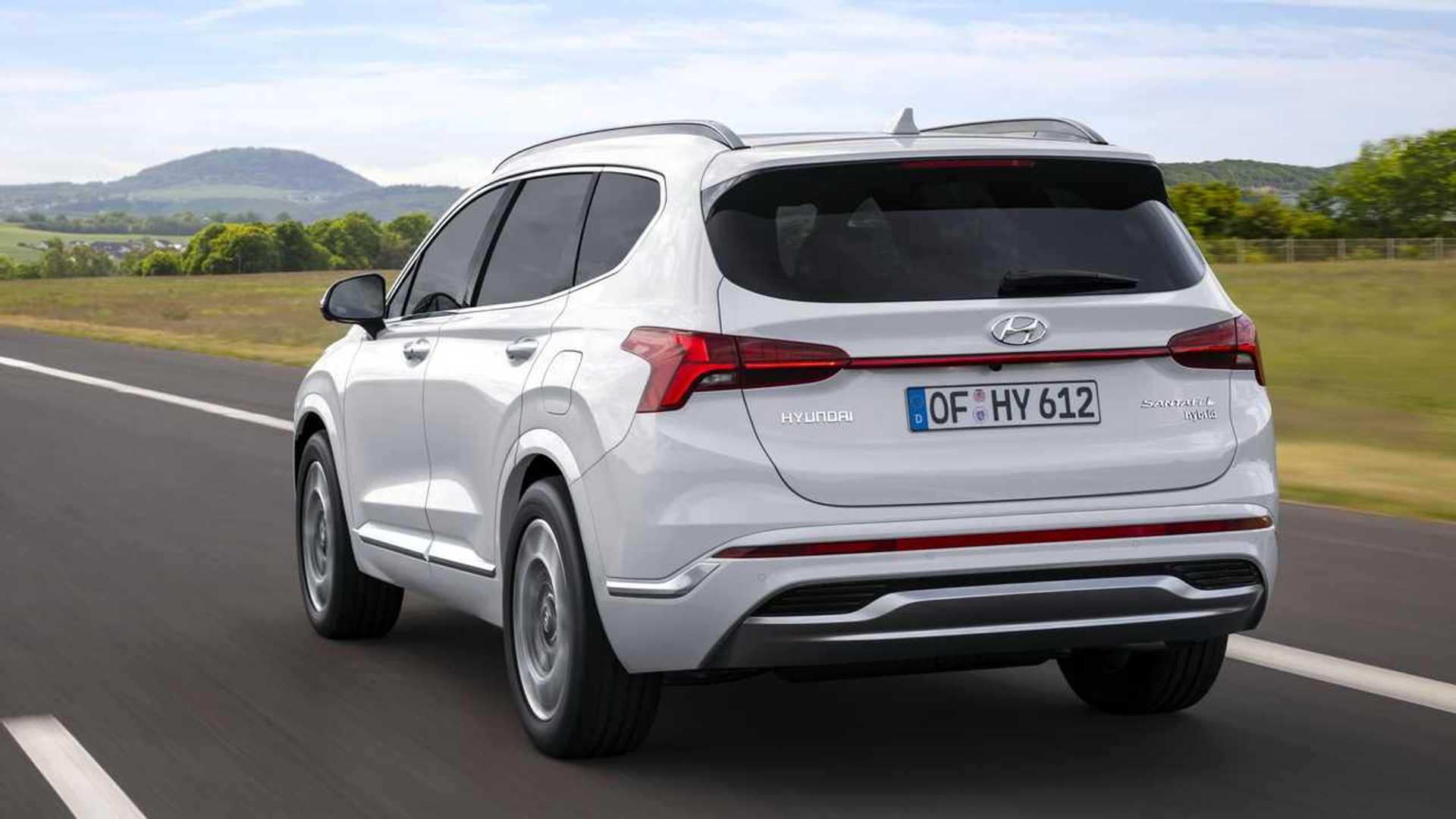 Hyundai Santa Fe Restyling (2020) 46