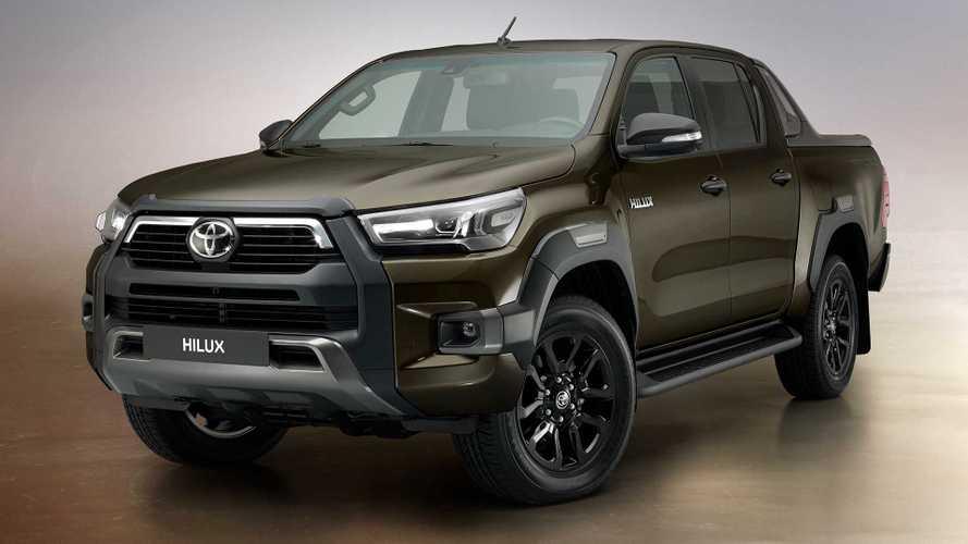 Nuovo Toyota Hilux, più di un restyling e 204 CV per il 2021