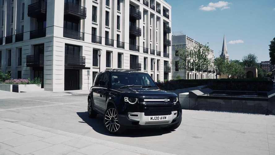 Un préparateur anglais s'attaque au nouveau Land Rover Defender