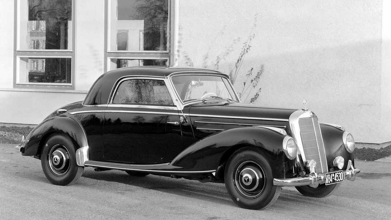 Mercedes-Benz 300 et 300 S (W186, W187, W189) (1951 - 1954)