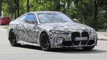 BMW M4 (2021) Erlkönig zeigt erstmals neuen Grill in voller Pracht