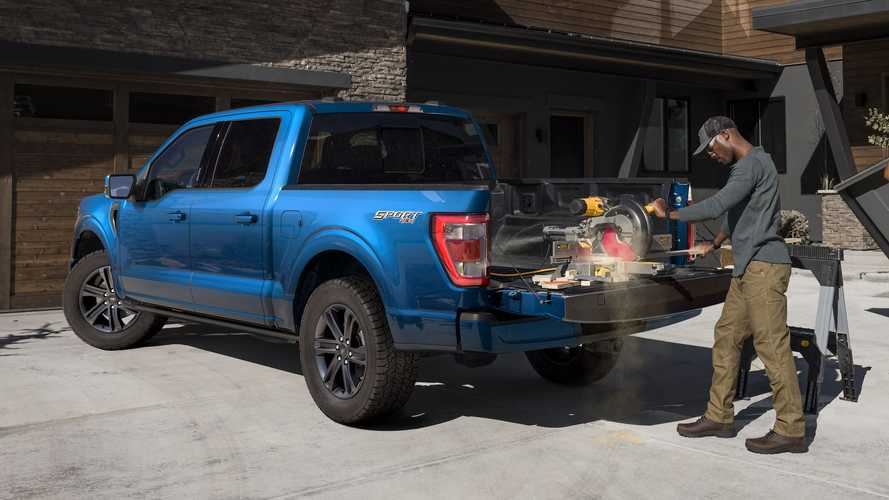 Ford F-150 Might Get Multi-Function Tailgate To Rival GMC