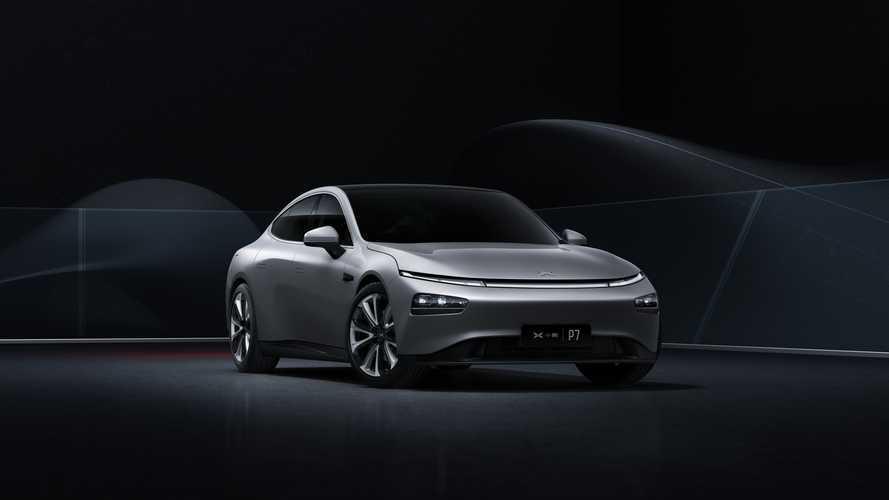 Xpeng yeni elektrikli sedanını müjdeledi