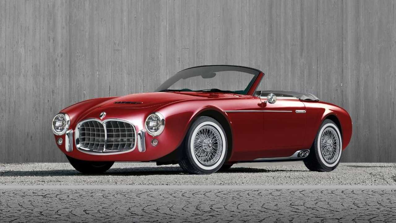 ARES Design's latest concept is a reimagined $2.5m 1950s Maserati