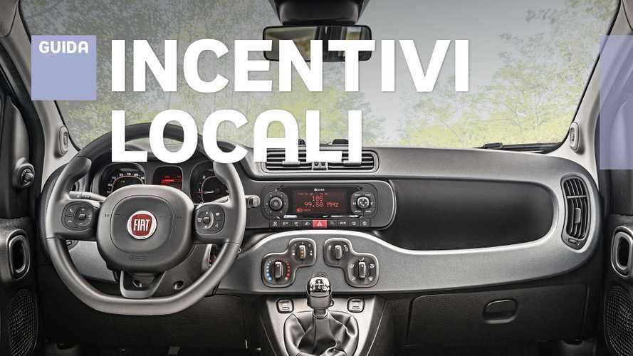 Incentivi auto, dove risparmiare con bonus statali, regionali e comunali