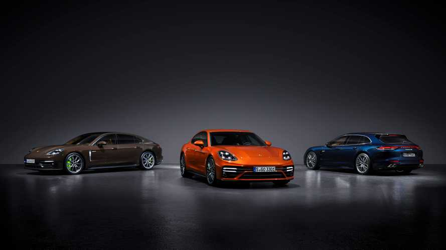 Tamamen elektrikli Panamera, Porsche'nin gelecek planları arasında