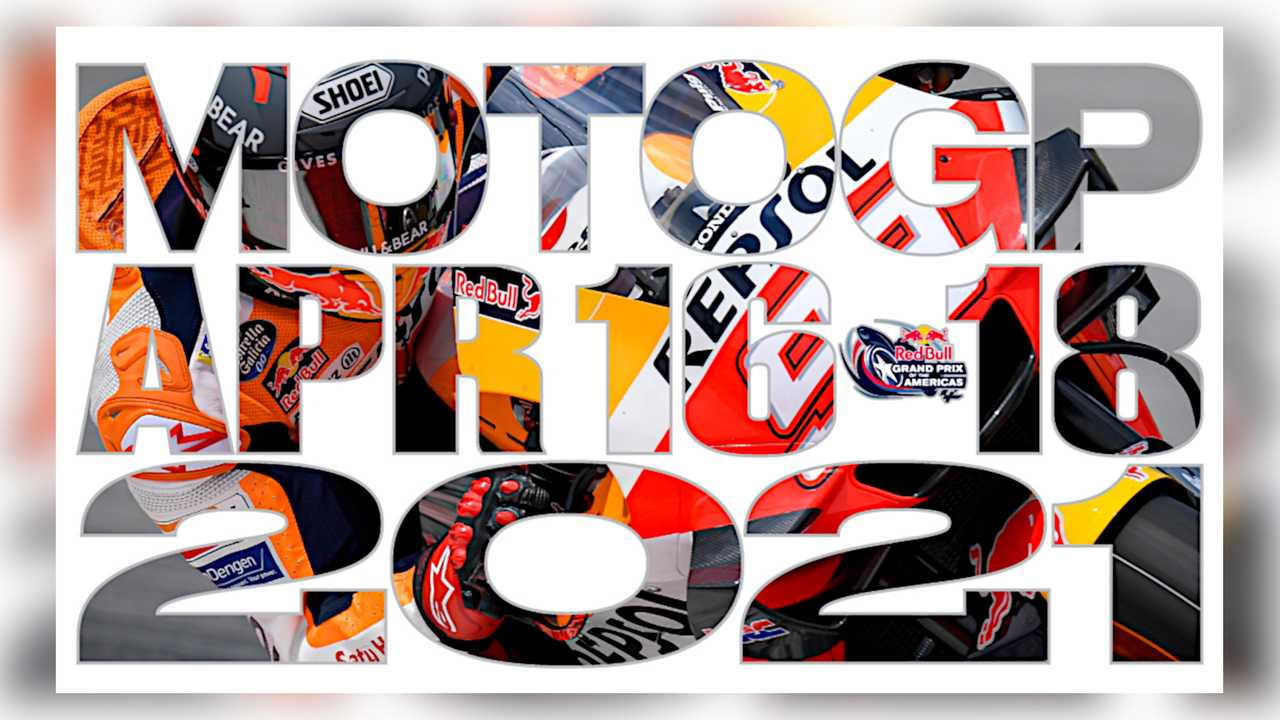 2021 MotoGP Circuit of the Americas