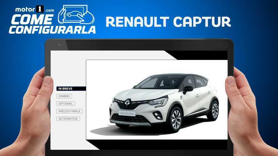 Renault Captur, ora è anche ibrida plug-in: ecco il prezzo con gli optional