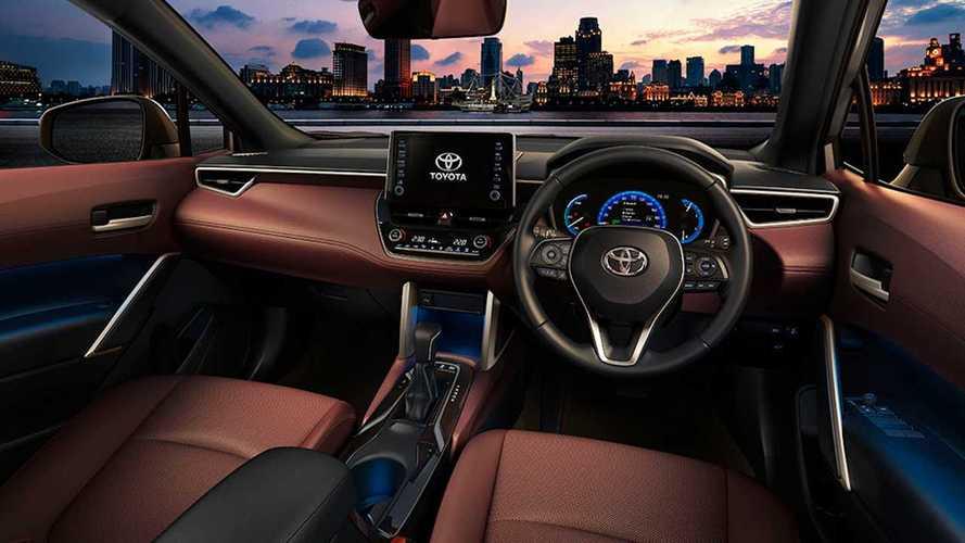 2021 Toyota Corolla Cross In Thailand