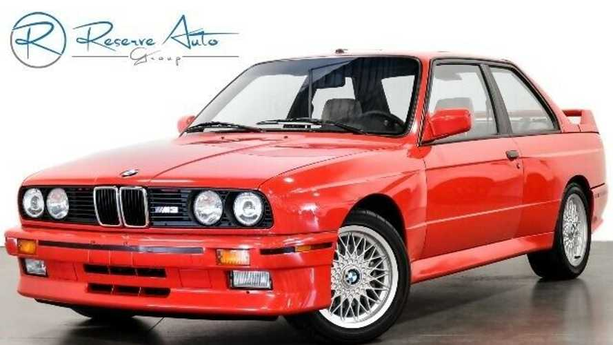 1991 BMW M3 (E30) for sale