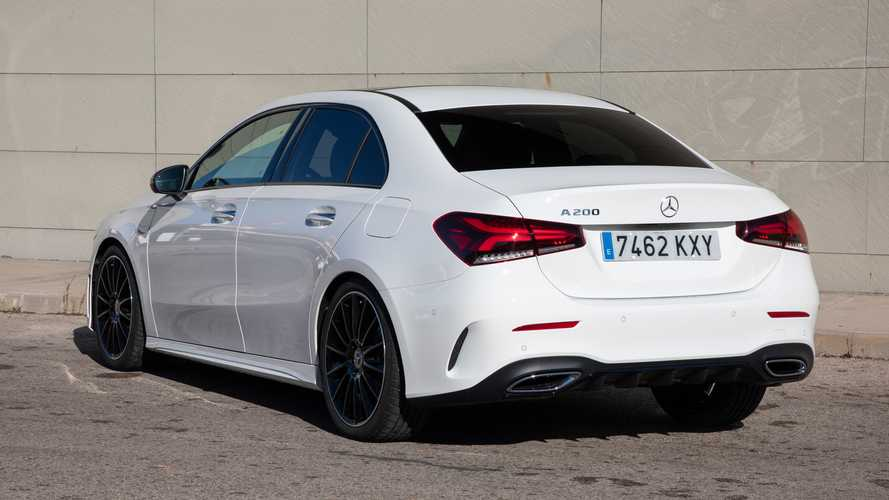 Prueba Mercedes-Benz A 200 Sedán 2020: cuando el tamaño es secundario