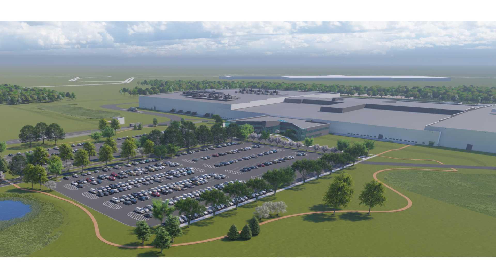 GM собрался стать главным производителем электромобилей. Да, опять