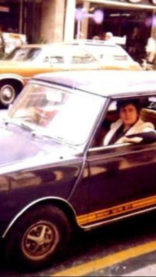 What happened to Marc Bolan's Mini Clubman?