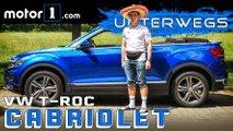 Video: VW T-Roc Cabrio im Test - Wie ein Pauschalurlaub