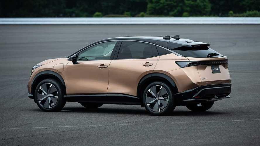 Nissan Ariya: i segreti della piattaforma CMF-EV (e la data di arrivo)