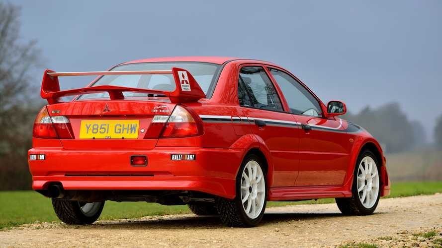 20 years of the Mitsubishi Evo