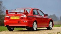 20 years of the Mitsubishi Evo