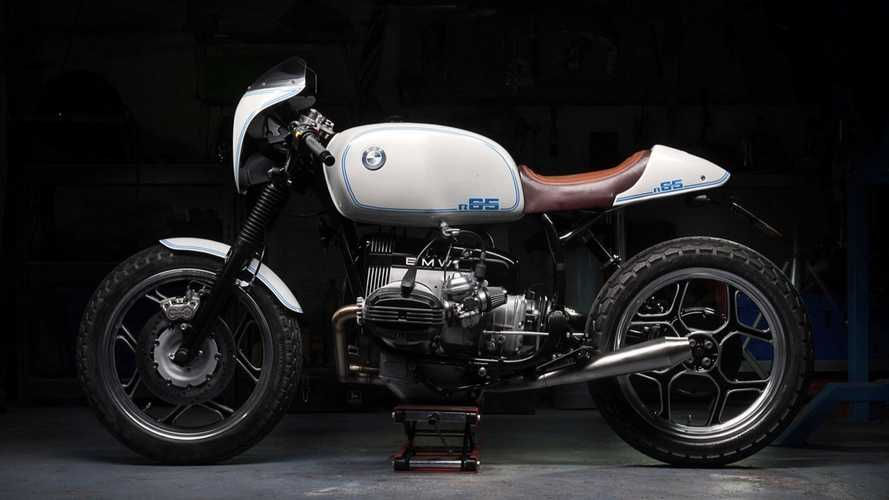 This Custom BMW R65 Is The Cafe Racer Of Our Dreams