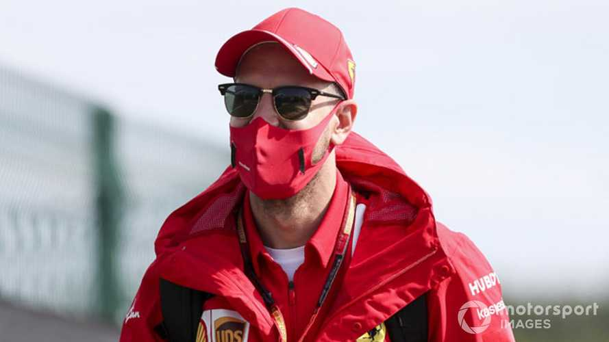 Vettel 'not in a rush' to decide on future plans