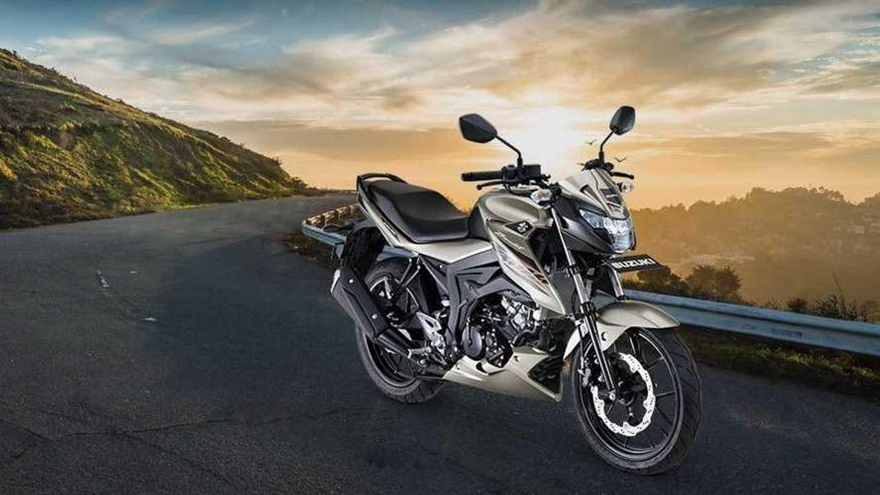 2020 Suzuki GSX150 Bandit - Cover
