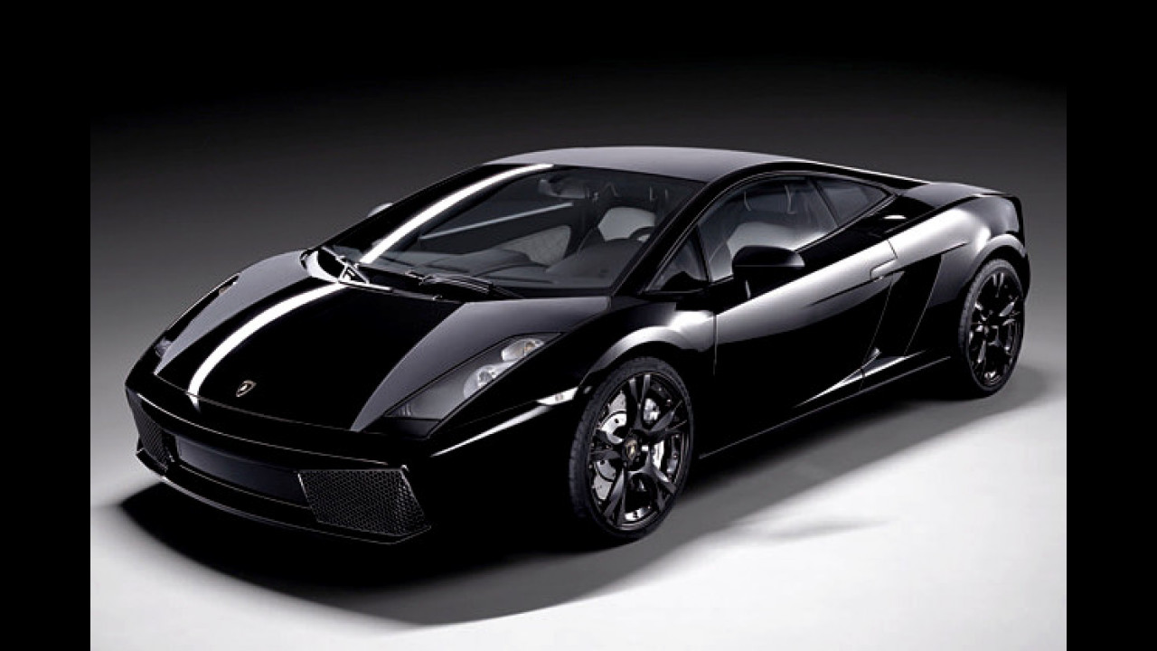 Lamborghini: Supersportler in limitierter Auflage