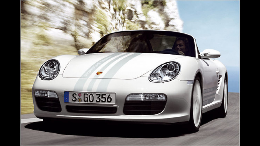 Achtung, rar: Porsche legt scharfe Editionsmodelle auf