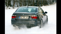 Tuning-BMW für kalte Tage