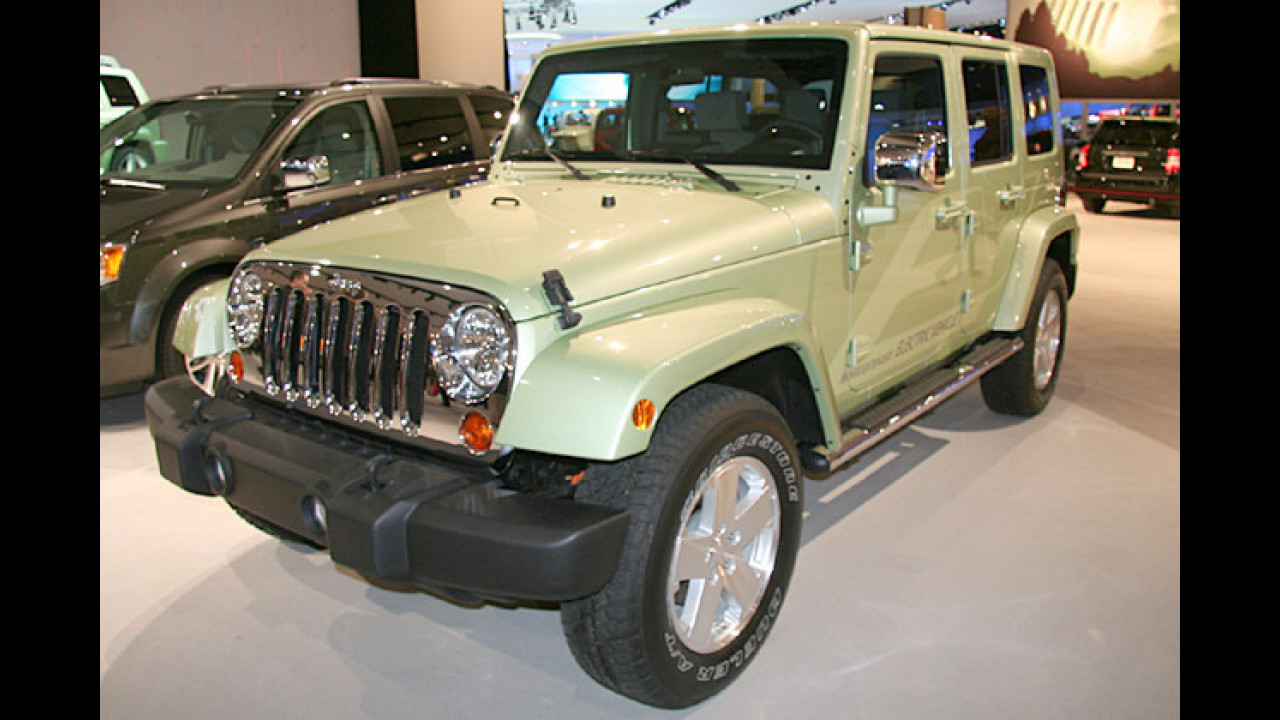 Jeep Wrangler EV