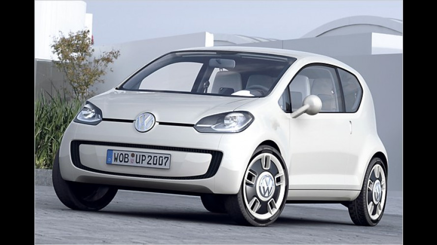 Käfers Enkel: VW up! feiert Weltpremiere auf der IAA