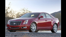 Cadillac CTS in Genf