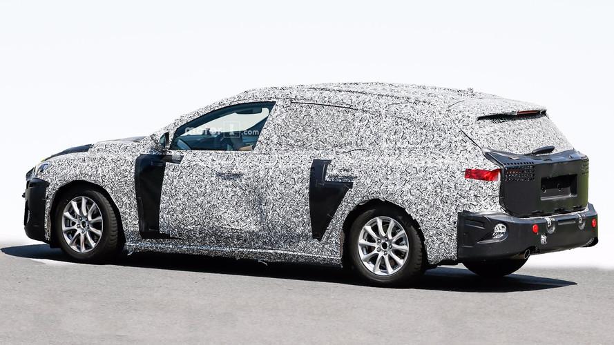 Yeni Ford Focus Wagon ilk kez kameralara takıldı