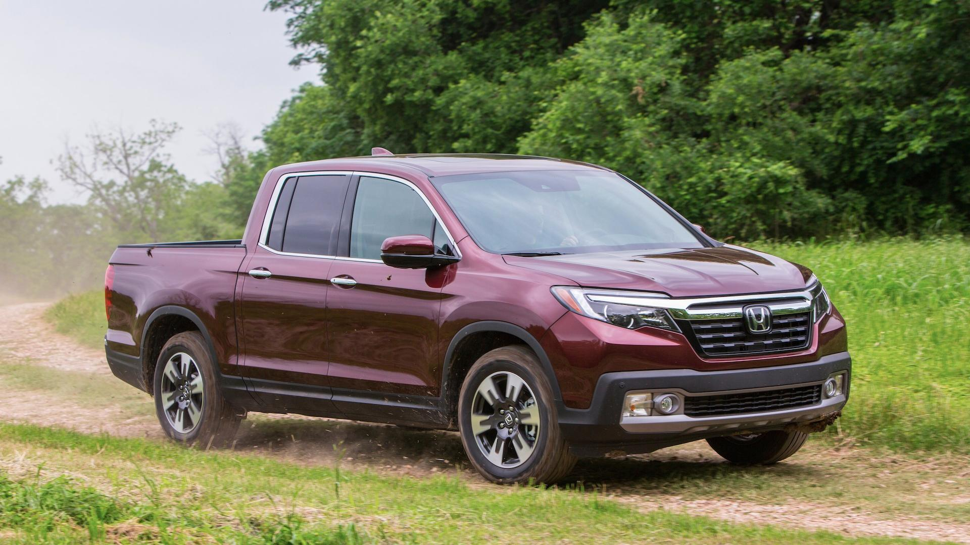 2018 Honda Ridgeline Gets Fewer Trim Levels Similar Prices