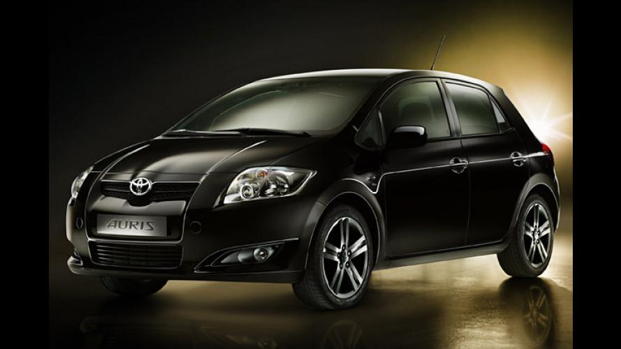 Toyota Auris: Neuer Konkurrent in der Kompaktklasse