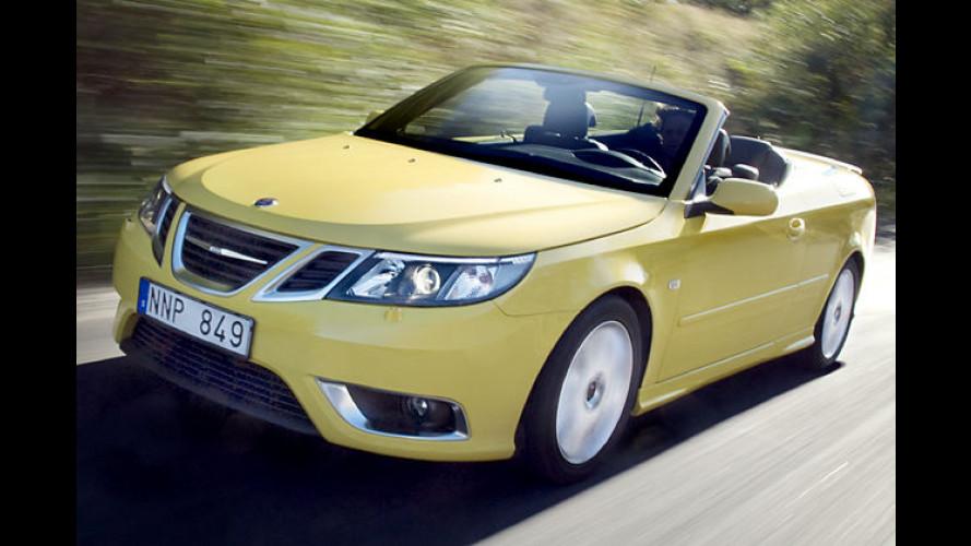 Saab Cabrio: Oben-Ohne-Flitzer mit über 20 Jahren Tradition