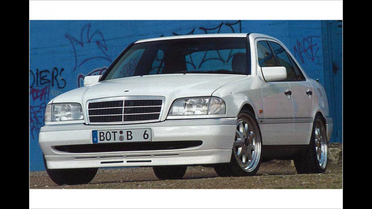 1995: C-Klasse V8 6.0