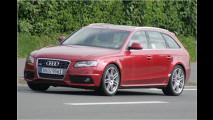 Neuer V6 von Audi