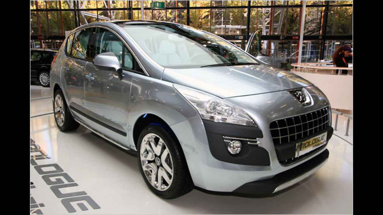 Peugeot Prologue Hybrid