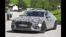 Neuer Audi A7 zeigt mehr