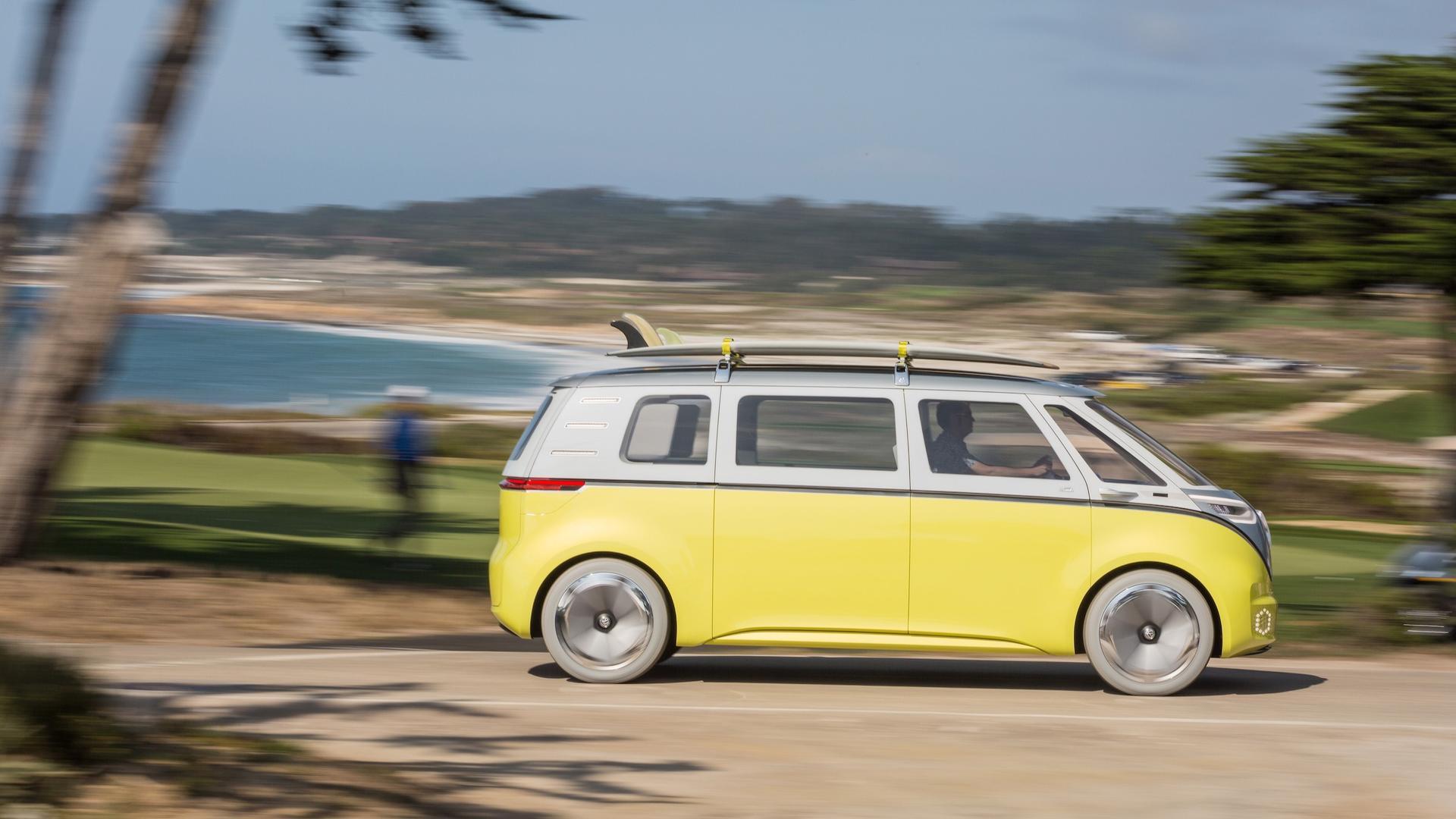2021 VW Bulli Exterior and Interior
